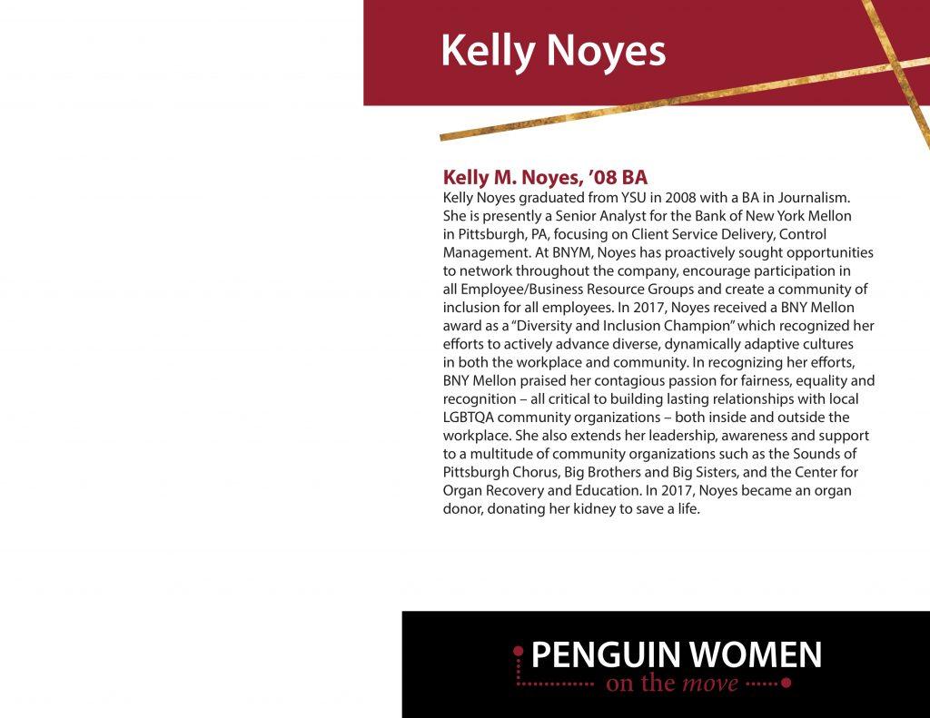 Kelly Noyes