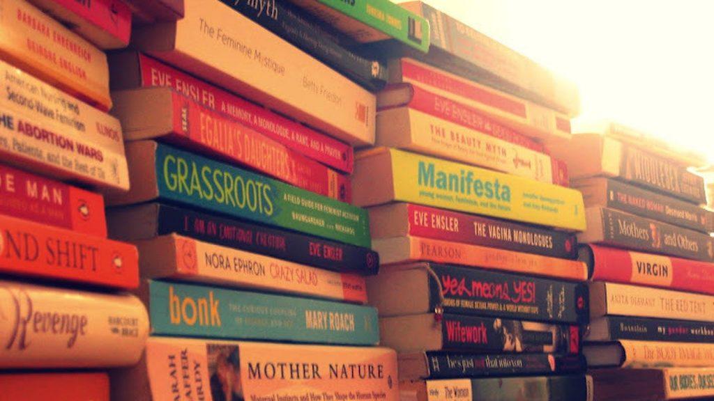 Feminist Books photo from Mic.com