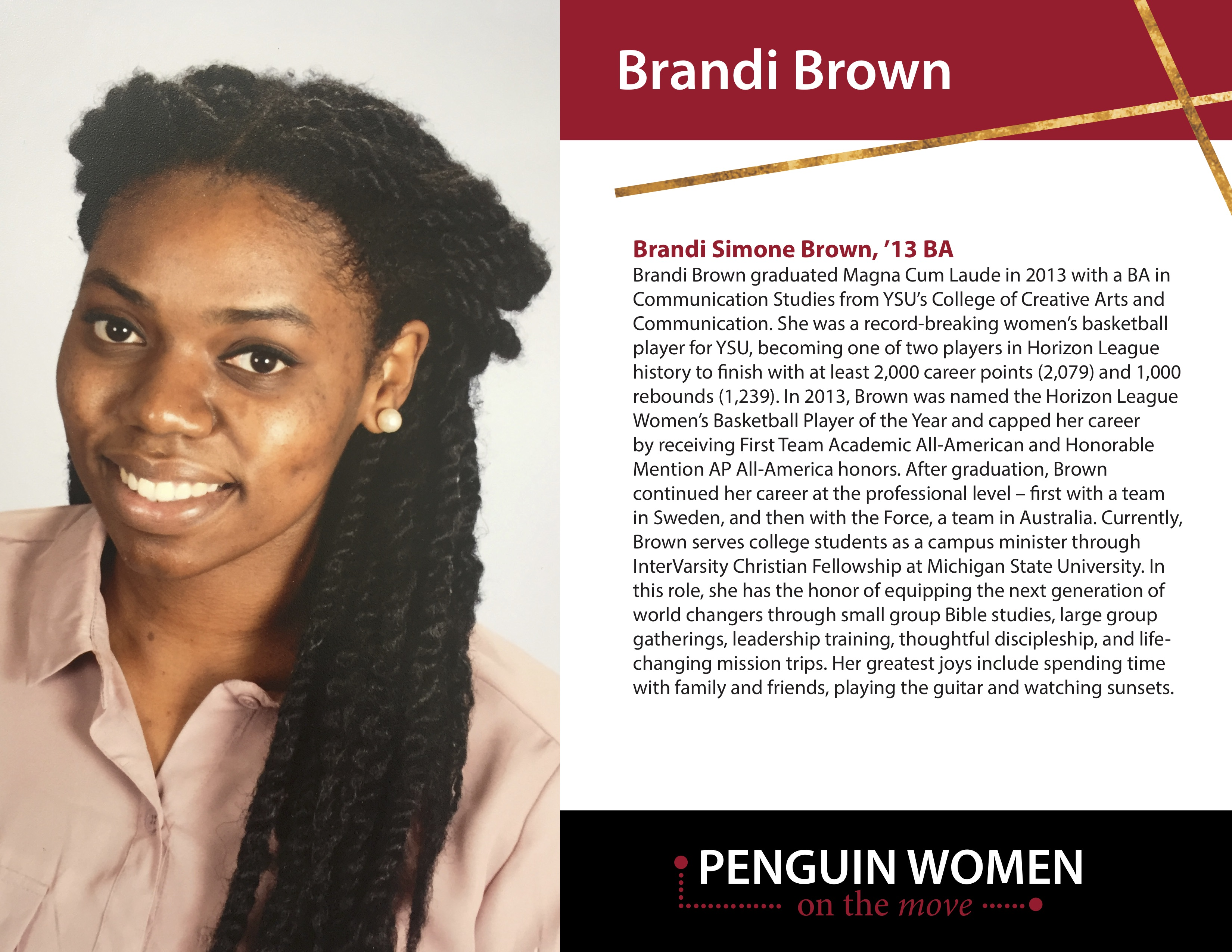 Brandi Brown