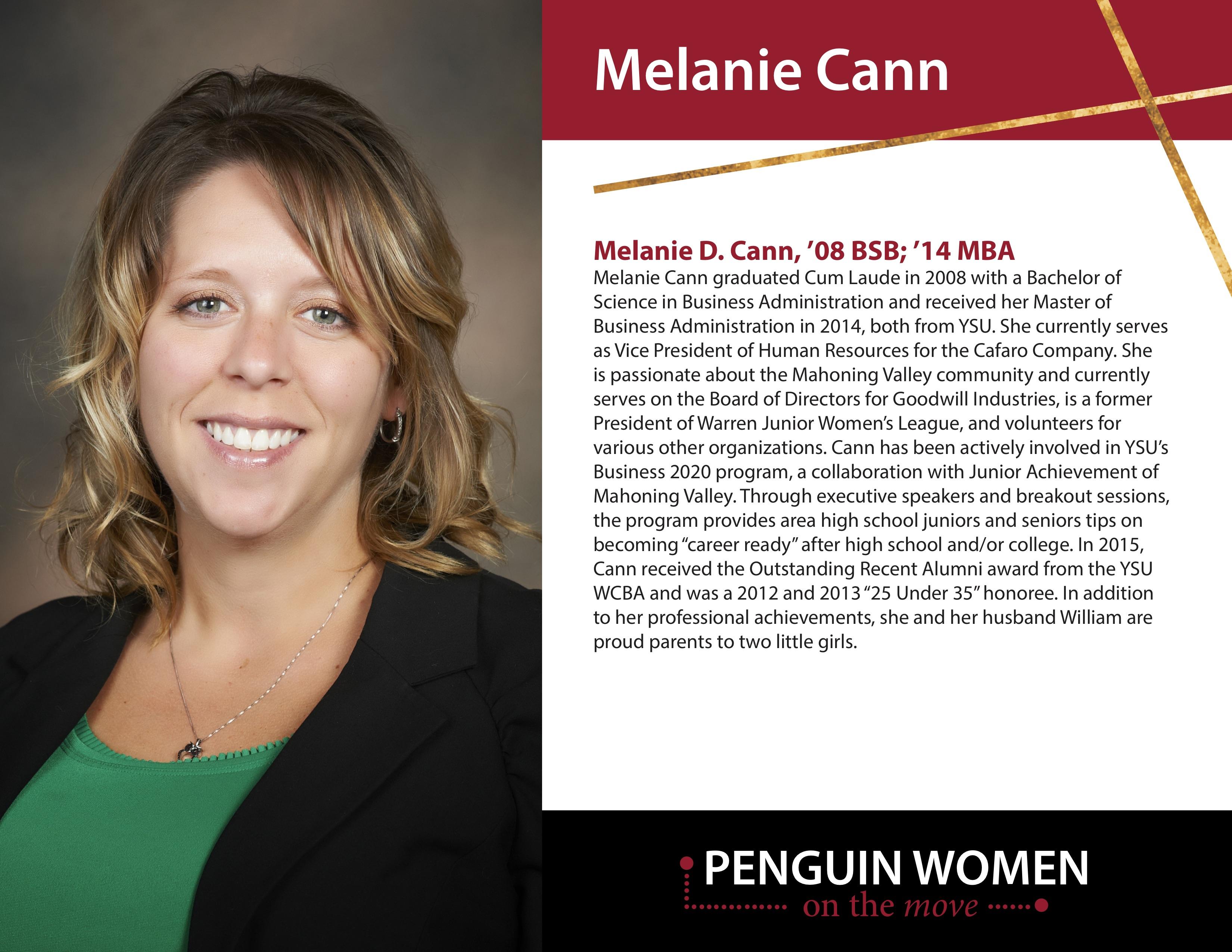 Melanie Cann