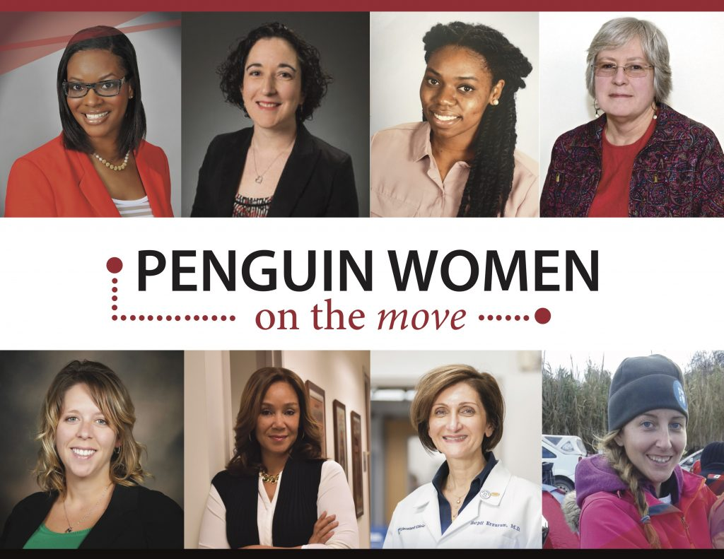 Penguin Women on the Move 2018