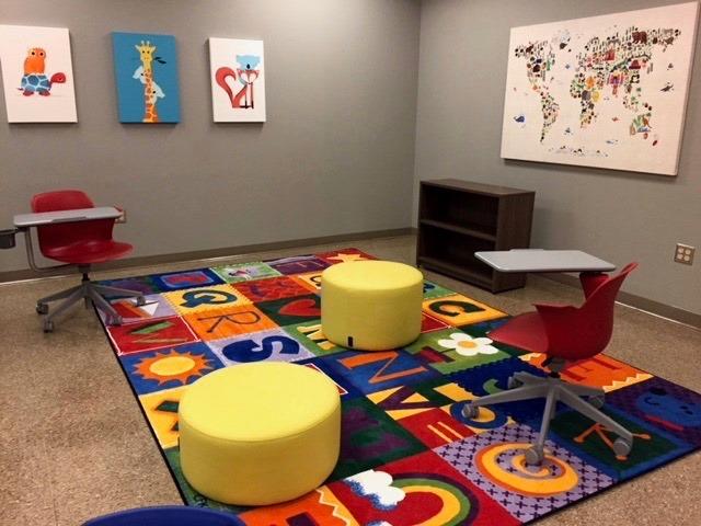 Family Study Room YSU