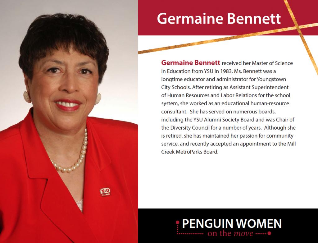 Germaine Bennett