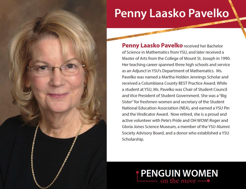 Penny Laasko Pavelko